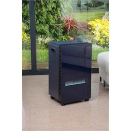 Lifestyle Azure Blue Flame 3.8kW Portable Gas Heater Thumbnail Image 1