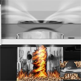 Broil King Regal 400 Pellet Smoker Thumbnail Image 1