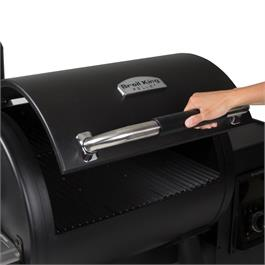 Broil King Regal 400 Pellet Smoker Thumbnail Image 10