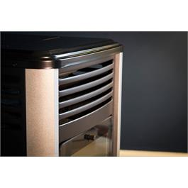 Portable Manhattan Real Flame Effect 3.4kW Living Flame Gas Heater Thumbnail Image 5