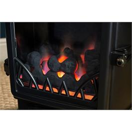 Provence Calor Real Flame Effect 3kW Cream Gas Heater Thumbnail Image 1