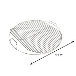 Grill Care 47cm Stainless Steel Hinged Grid thumbnail