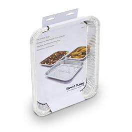 Broil King Large Foil Drip Pans - Pack of 3 Thumbnail Image 5