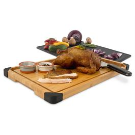 Broil King Deluxe Cutting / Serving Board Set Thumbnail Image 11