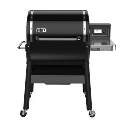 Weber SmokeFire EX4 GBS Wood Fired Pellet Grill thumbnail