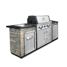 Broil King Imperial 590 Built-In With Cabinet (Natural Gas) thumbnail
