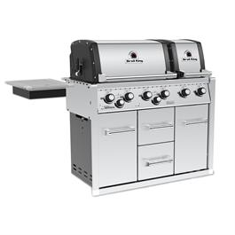 Broil King Imperial XLS Built-In With Cabinet (Natural Gas) thumbnail