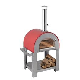 Alfresco Chef Verona Red Pizza Oven Thumbnail Image 2