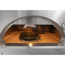 Alfresco Chef Milano Dark Copper Pizza Oven Thumbnail Image 3
