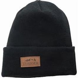 Traeger Black Beanie Hat thumbnail