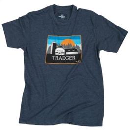 Traeger T-Shirt 2XL thumbnail