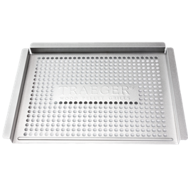 Traeger Stainless Grill Basket thumbnail
