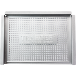 Traeger Stainless Grill Basket Thumbnail Image 1