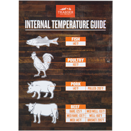 Traeger Internal Meat Temperature  Guide thumbnail