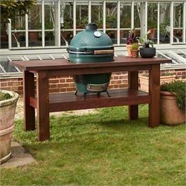 Big Green Egg Large In Mahog Table thumbnail