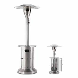 Lifestyle Stainless Steel Professional 14kW Patio Heater thumbnail