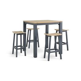 Kettler Elba High Dining Set thumbnail