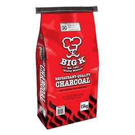 Big K 15kg Bagged Restaurant Grade Charcoal thumbnail