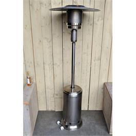 Sunred Stainless Steel 14kW Patio Heater Thumbnail Image 1