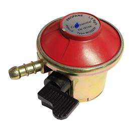 Standard 27mm Clip-on Patio Regulator 37mb 1.5kg thumbnail