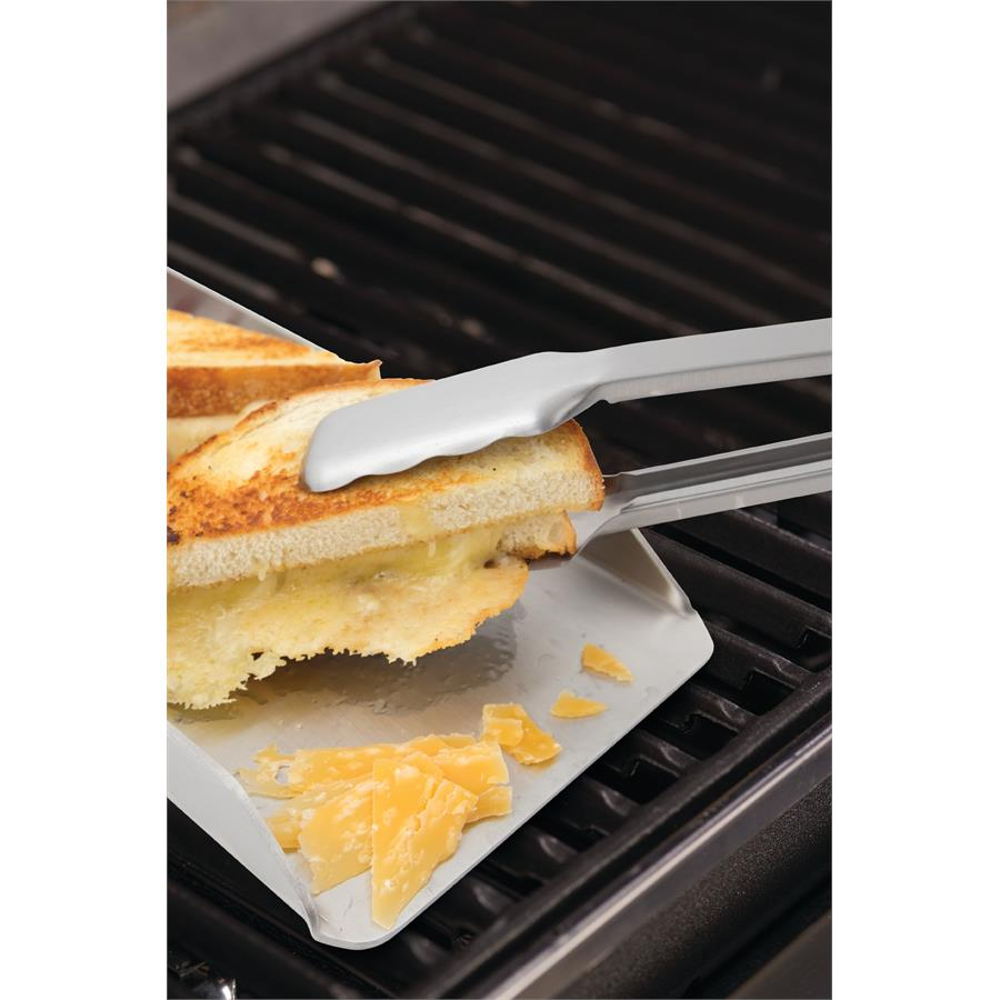 e10a0d08a26afc Broil King Imperial Collection Narrow Stainless Steel Griddle Thumbnail  Image 2