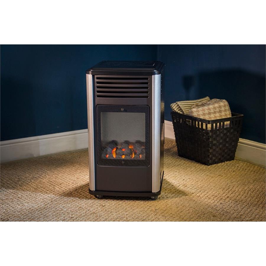 3.4kW Manhattan Portable Gas Heater