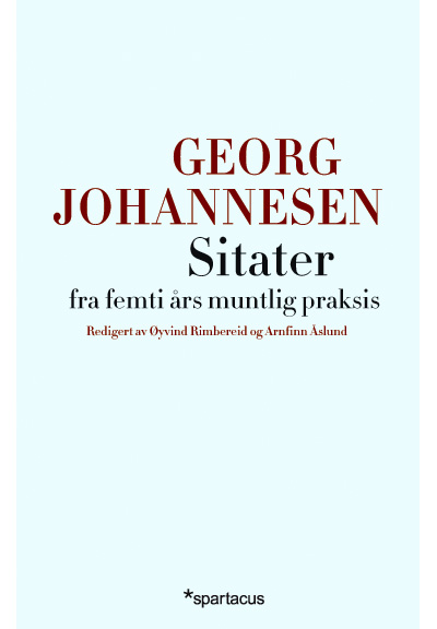 Georg johannesen