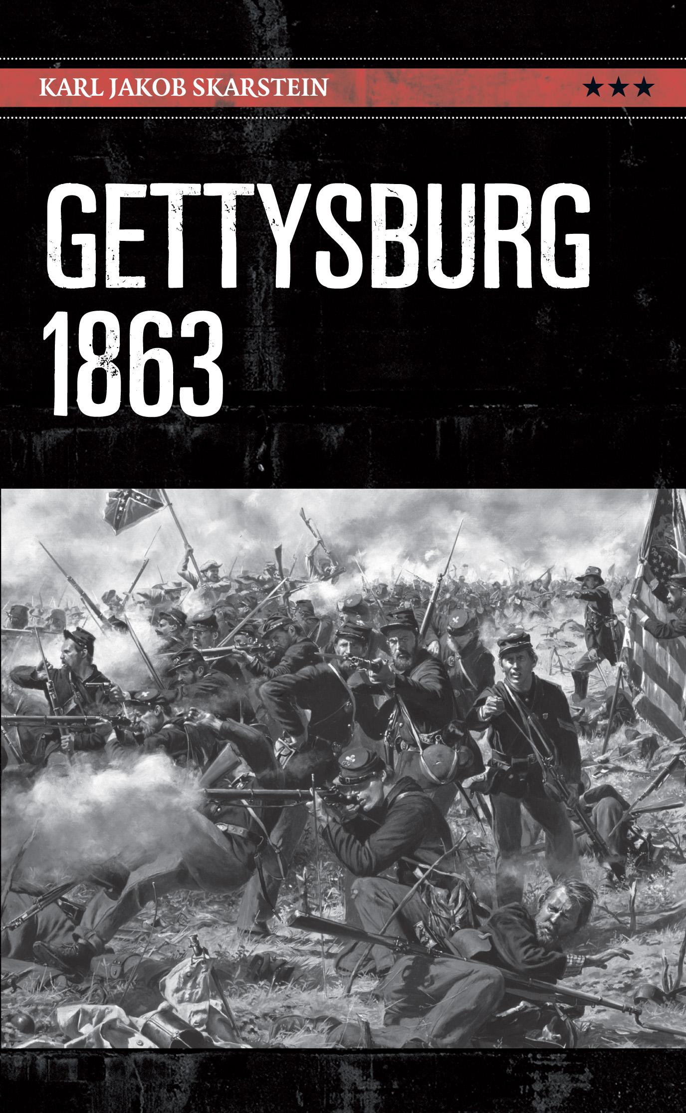 Gettysburg 1863 1864