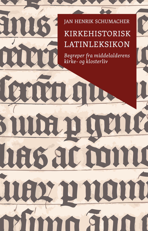 Kirkehistorisk latinleksikon 1