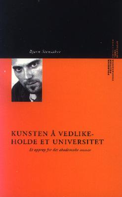Kunsten a vedlikeholde et universitet