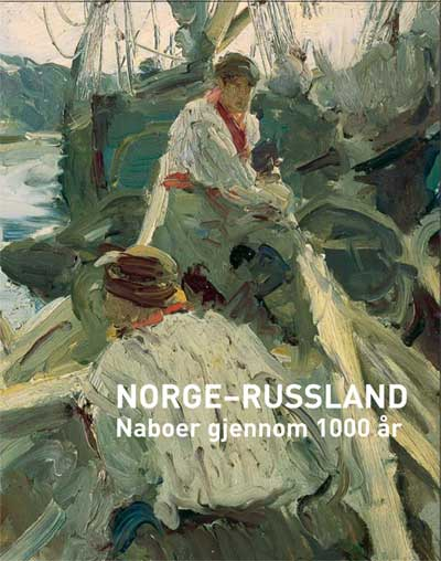 Norge russland
