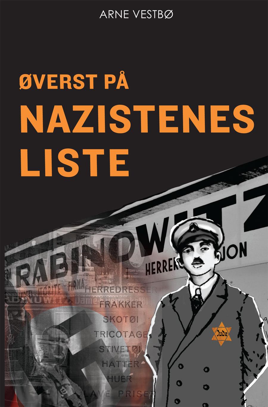 Overst pa nazistenes liste