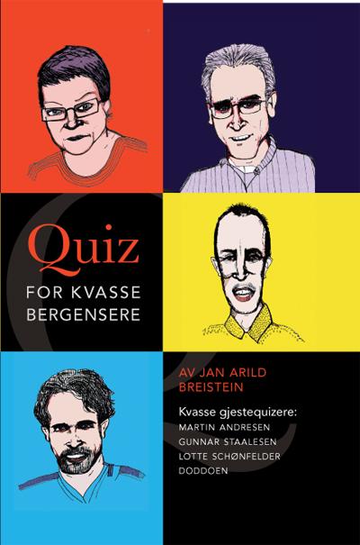 Quiz for kvasse bergensere