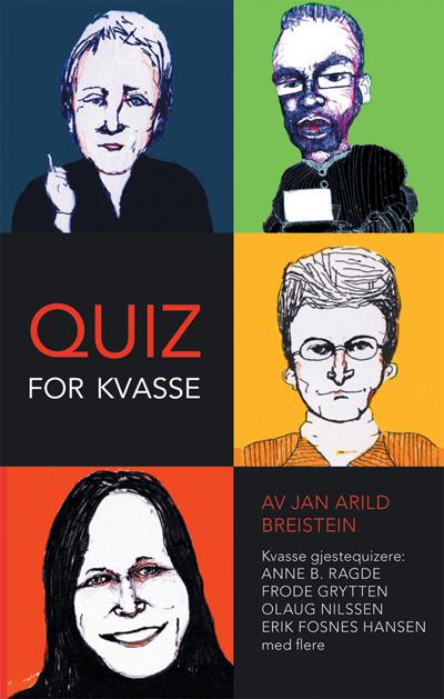 Quiz for kvasse