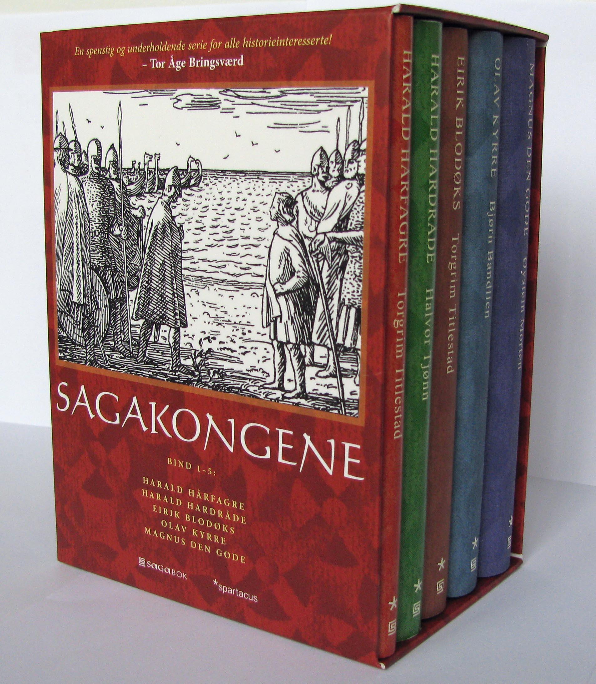 Sagakongene 1 5