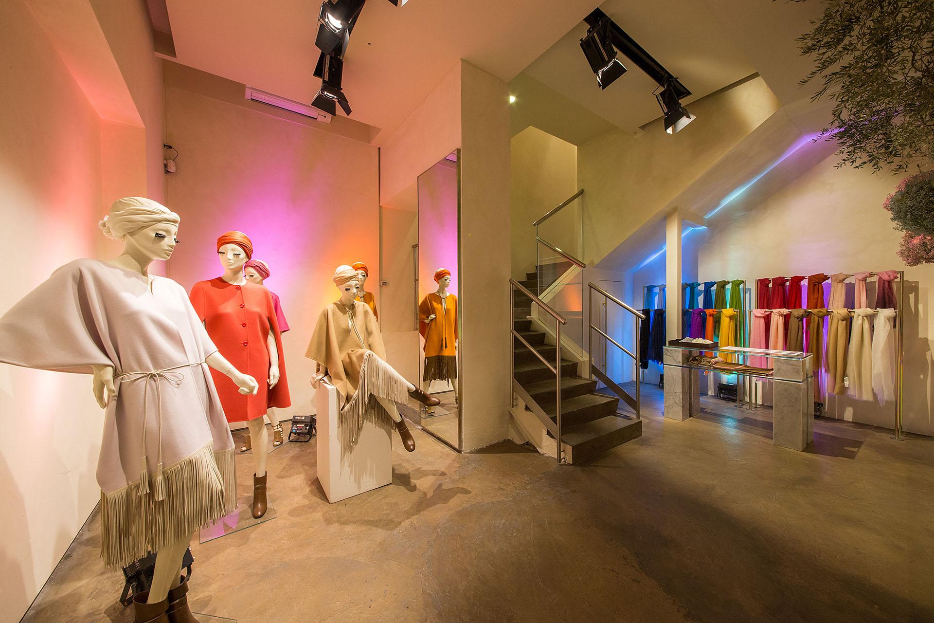 on sale e61de ca023 Architettura Showroom Agnona | Spazio Orti 14