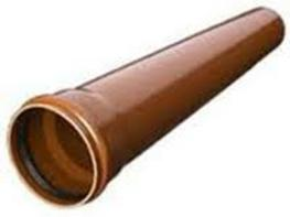 Underground 110mm 3 Meter Pipe image