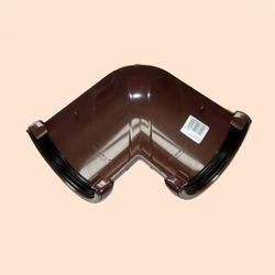 Brown Round 90 Degree Gutter Angle image