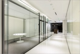 pleinAir: Transparent partitions for office spaces image
