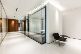 pleinAir: Transparent partitions for office spaces - Clestra Hauserman