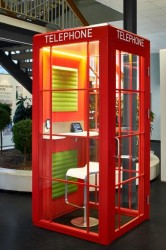 Clestra Phone Booths - Clestra Hauserman