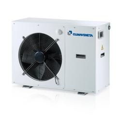 BRAN is the Climaveneta range of air-cooled reversible heat pumps with gas R410A. They are outdoor units with axial fans, hermetic Scroll compressors and Full Floating technology. The latter is an intelligent electronic providing the perfect answer to resident...