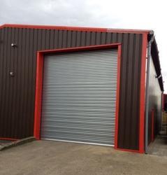 Insulated Roller Shutter Doors image