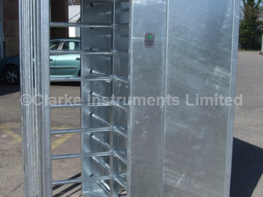 184 Heavy Duty Single Direction Swing Gate image