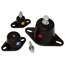Rubber Turret Mountings image