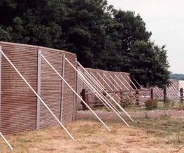 Eve Fortress Fence - Eve Trakway