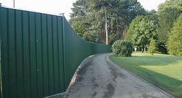 Eve Hi-Hoard Fence image