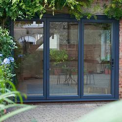 Aluminium Bi-fold Doors image