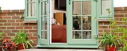 Aluminium French Doors - Everest Ltd