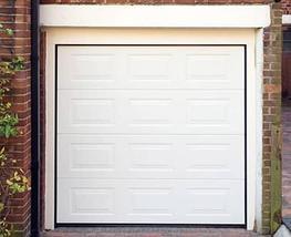 One Piece Garage Doors image